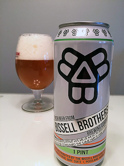 Bissell Brothers Lux Rye Ale
