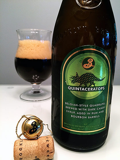 Brooklyn Brewery Quintaceratops