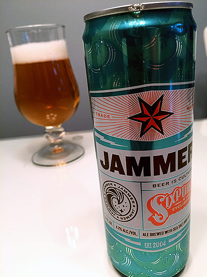Six point Brewing Jammer