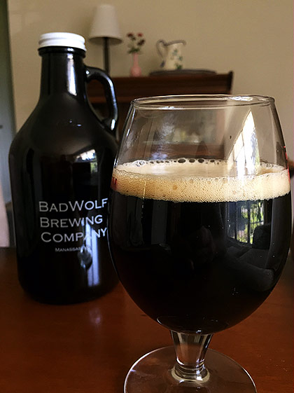 BadWolf Brewing Not So Cereus