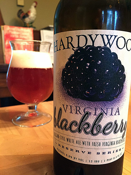 Hardywood Virginia Blackberry