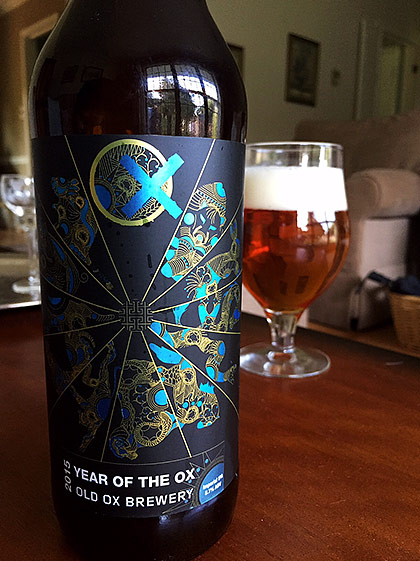 Old Ox Brewing Year of the Ox photo