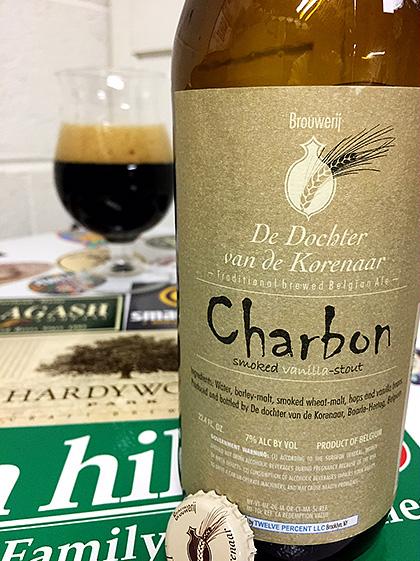 Charbon Smoked Vanilla Stout