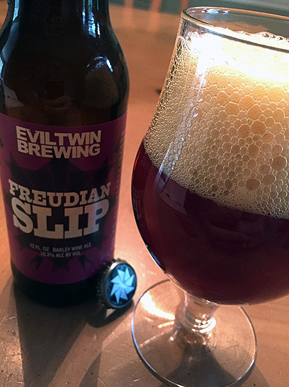 Evil Twin Brewing Freudian Slip