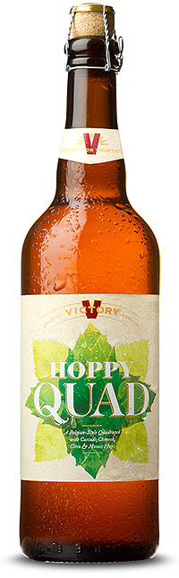 Victory Brewing Hoppy Quad photo