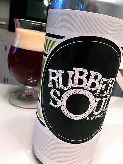 Rubber Soul Brewing Pogo Double IPA photo