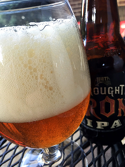 Abita Wrought Iron IPA photo