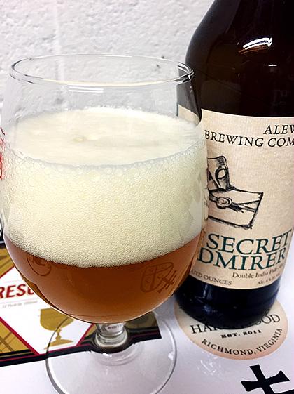 Alewerks Secret Admirer photo