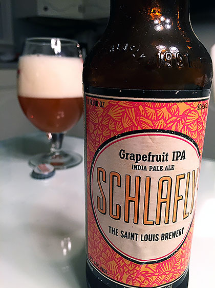 Schlafly Grapefruit IPA photo