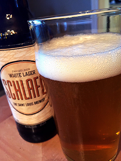Schlafly White Lager photo