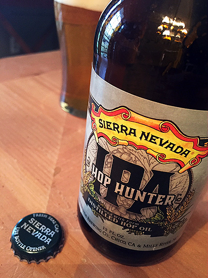Sierra Nevada Hop Hunter IPA photo
