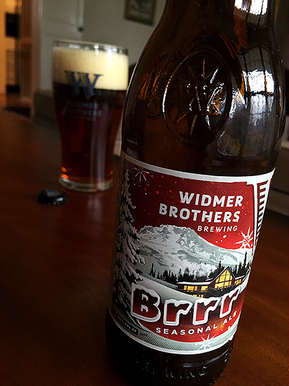 Widmer Brothers Brrr Seasonal Ale photo