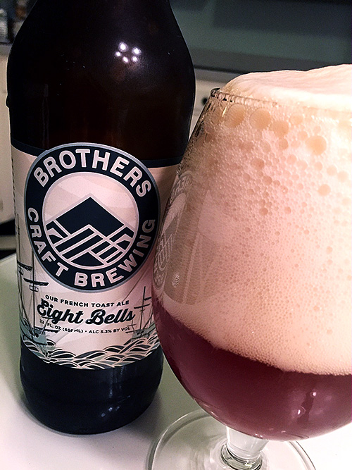 Brothers Craft Brewing Eight Bells photo