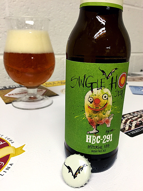 Flying Dog Single Hop HBC-291 Imperial IPA