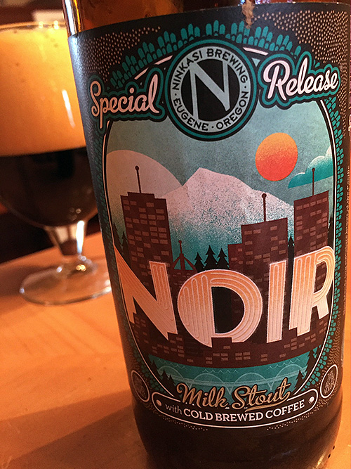 Ninkasi Noir photo