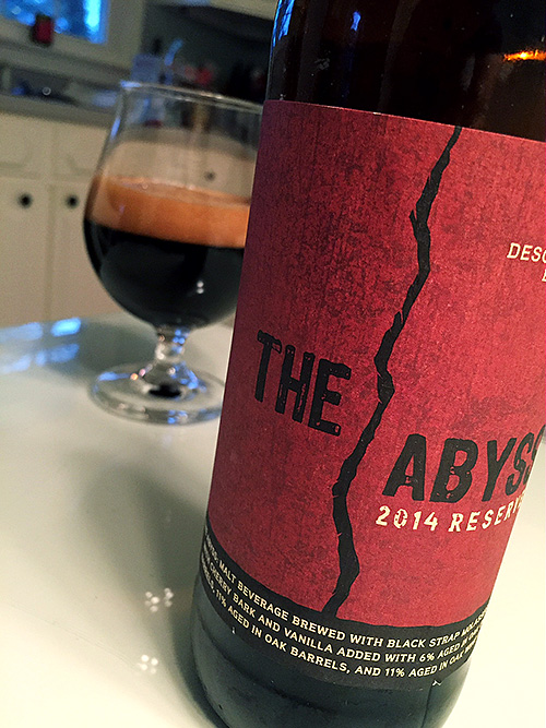 Deschutes 2014 The Abyss