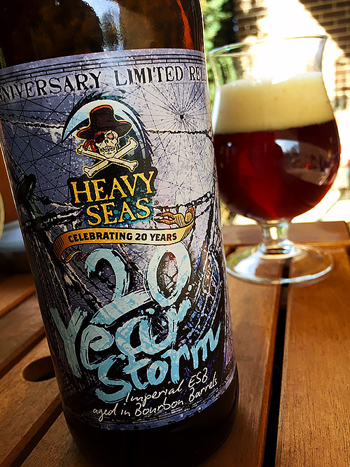 Heavy Seas 20 Year Storm