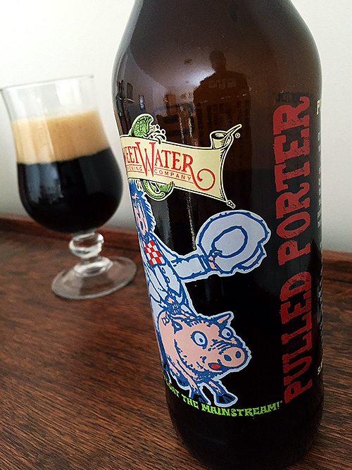 Sweetwater Brewing Pulled Porter