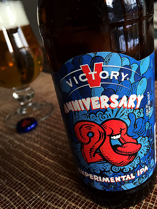 Victory Brewing Anniversary 20 Experimental IPA
