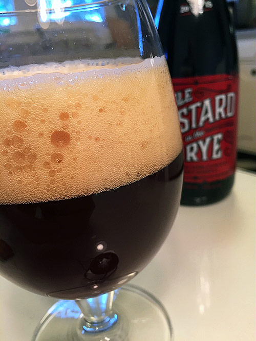 Stone Brewing Double Bastard in the Rye photo