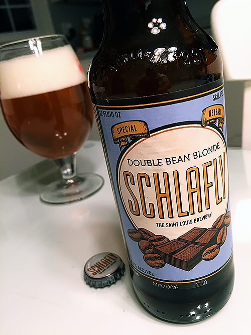 Schlafly Double Bean Blonde photo