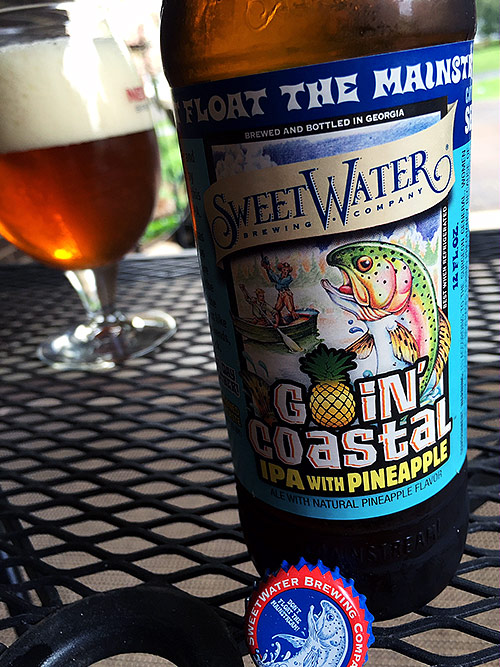 Sweetwater Brewing Goin' Coastal