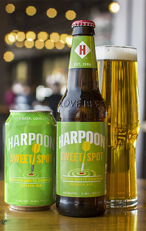 Harpoon Announces New Year-round Offering photo