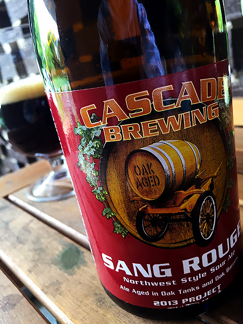 Cascade Brewing Sang Rouge