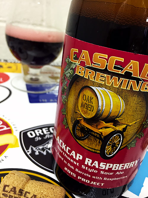 Cascade Brewing Blackcap Raspberry