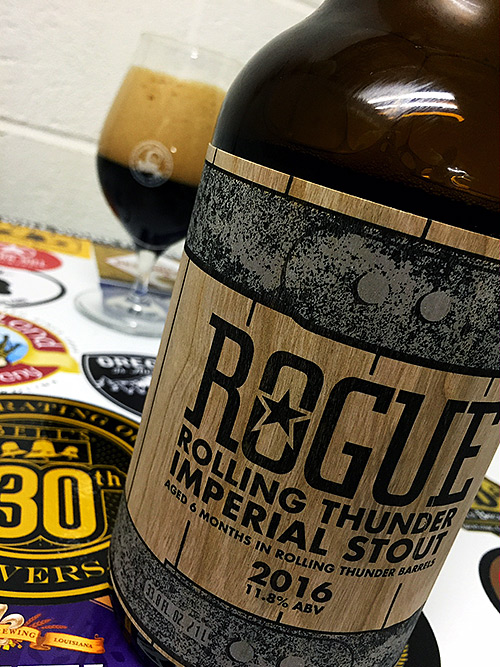 Rogue Brewing Rolling Thunder Imperial Stout