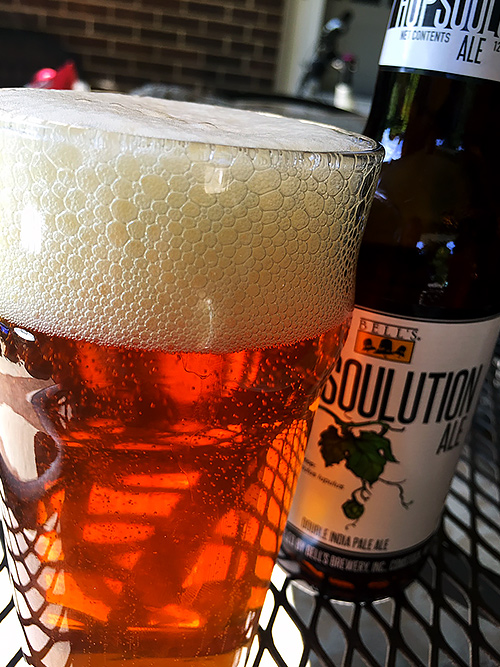 Bell's Brewing Hopsoulution photo