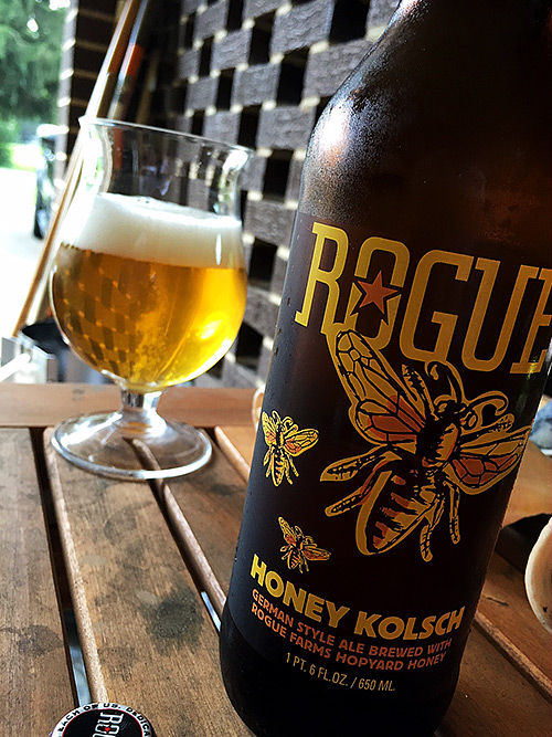 Rogue Honey Kolsch