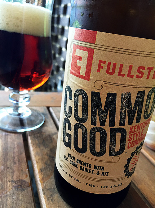 Fullsteam Brewing Common Good