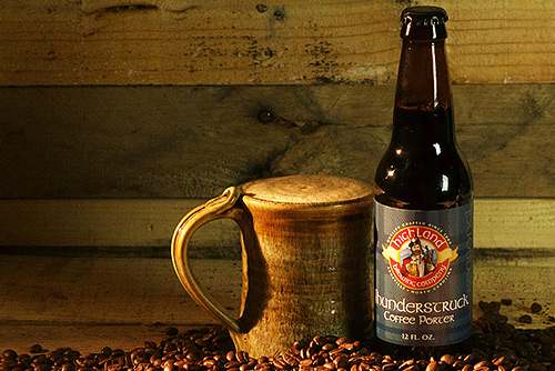Highland Brewing Announces Thunderstruck Coffee Porter photo