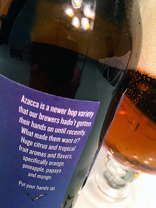 Flying Dog Single Hop Azacca Imperial IPA photo
