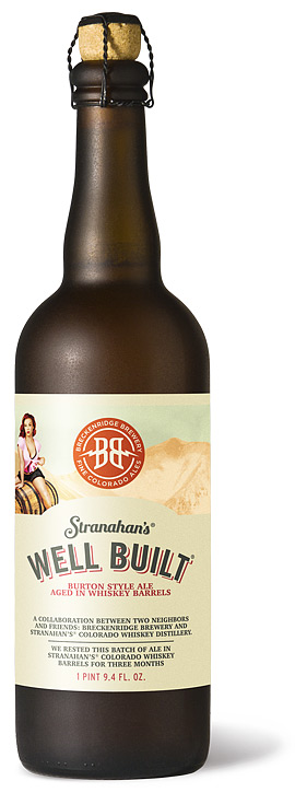 Photo: Breckenridge Brewery Stranahan's Well Built