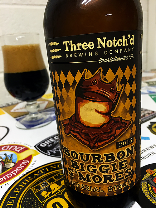 Three Notch'd Bourbon Biggie S'mores