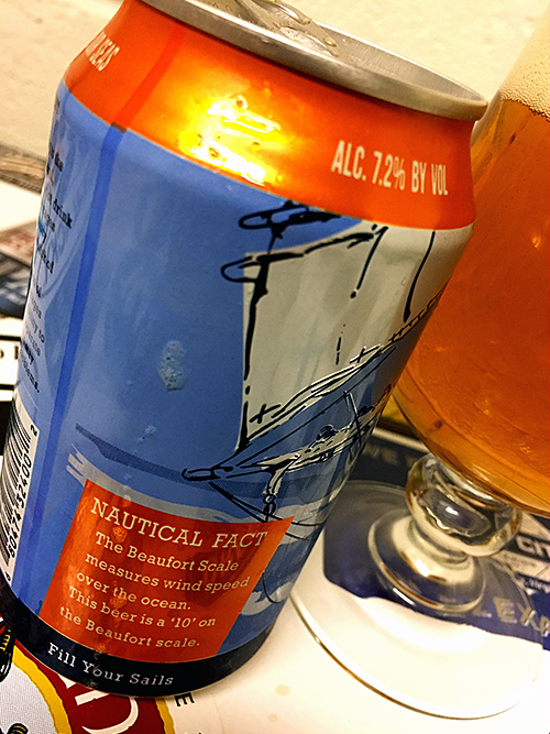 Fairwinds Brewing Howling Gale IPA photo
