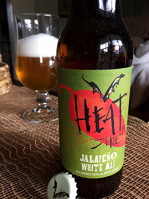 Flying Dog Jalapeno White Ale