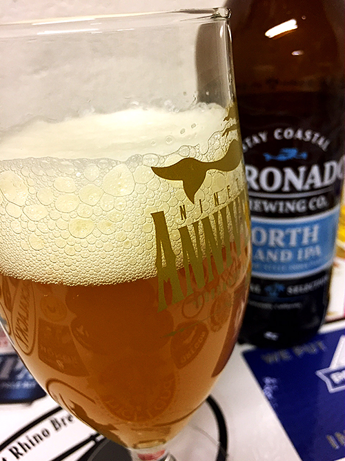Coronado Brewing North Island IPA photo