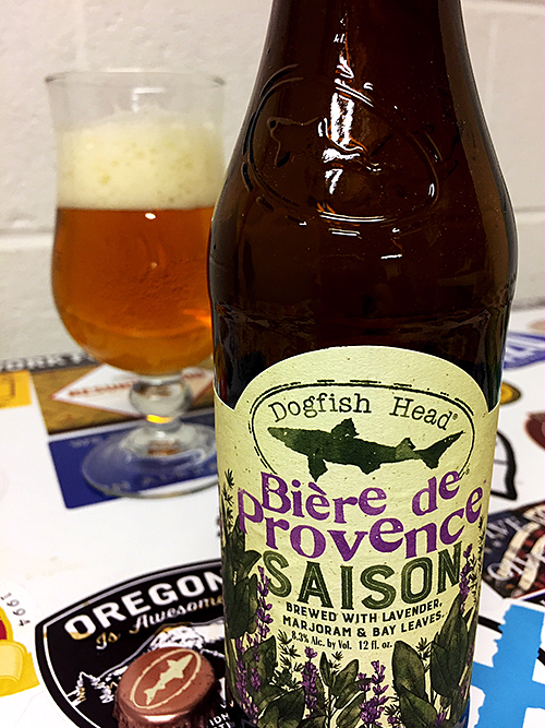 Dogfish Head Biere de Provence photo