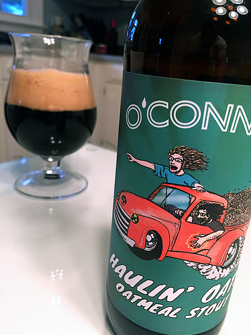 O'Connor Brewing Haulin' Oats