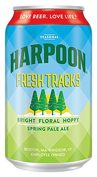 Harpoon Fresh Tracks can