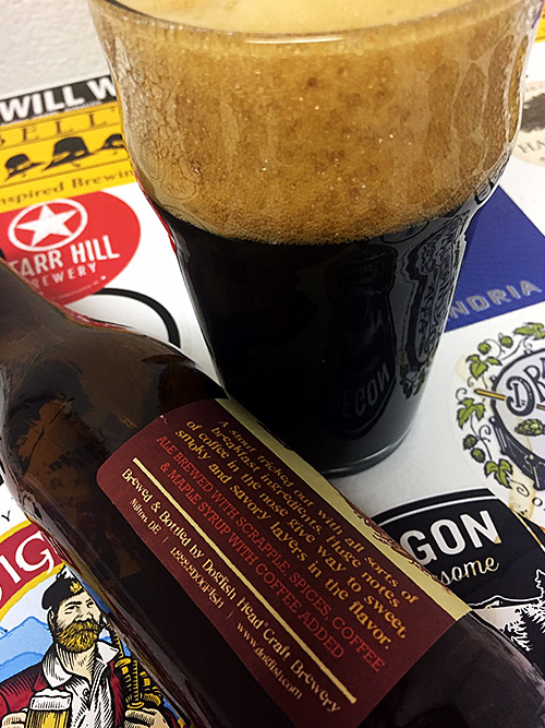 Dogfish Head Beer for Breakfast Stout photo