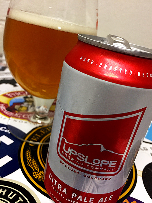 Upslope Citra Pale Ale photo