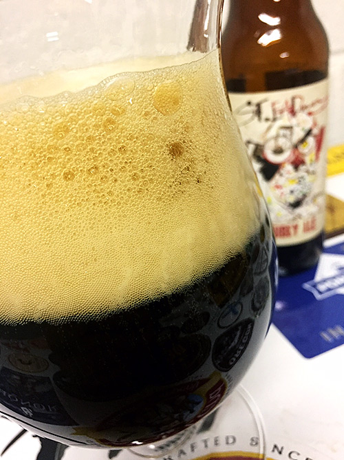Flying Dog 2017 St. EADman Abbey Ale photo