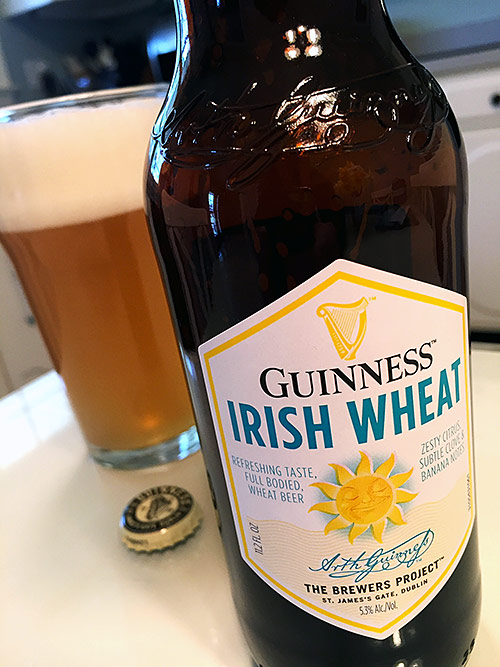 Guinness Irish Wheat photo