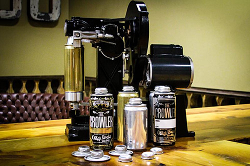 Oskar Blues Brewery Now Offering a Resealable Crowler photo
