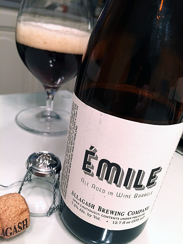 Allagash Émile photo