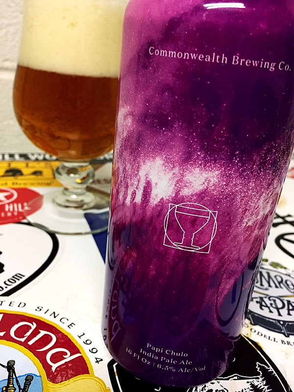 Commonwealth Brewing Papi Chulo photo